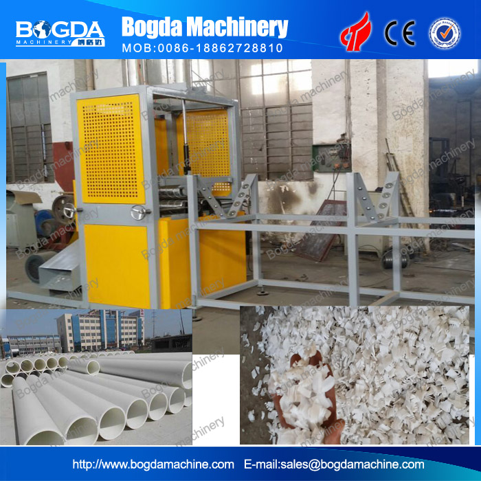 pvc pipe crusher/pvc profile crushing machine/waste plastic crusher