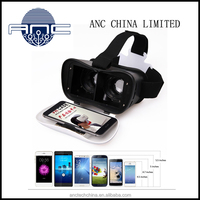 good quality virtual realty glasses,coolux projector vr shinecon with best price