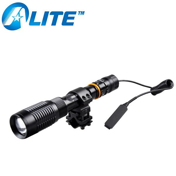 Remote Switch Military Torch High Power Long Range Rechargable Torch