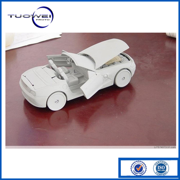 High precision and high quality Plastic Rapid Prototype of Car toy Mold