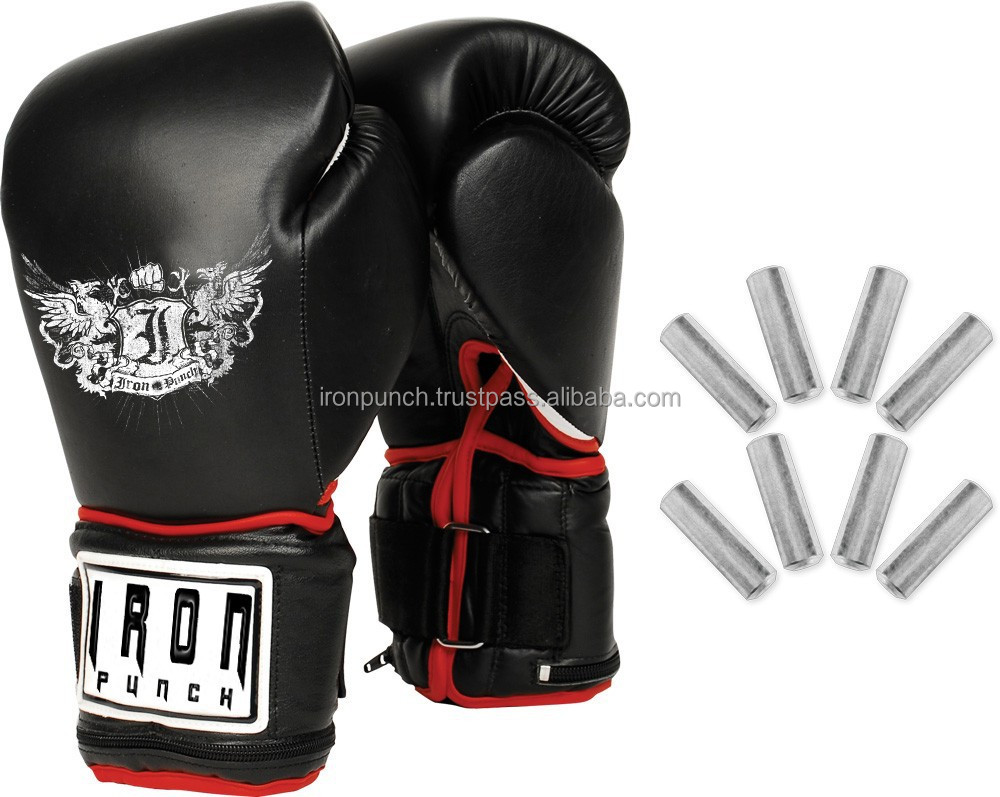 Power Weighted Super Bag Gloves