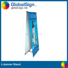 Best choice of L Shaped banners stands