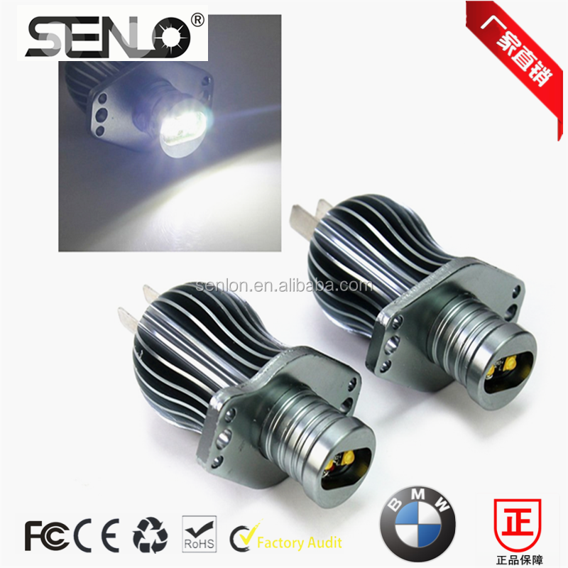 Professional manufacutere LED angel eyes e90 20w 12v For bmw led marker angel eyes e90