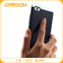 JOYROOM bumper back cover case for xiaomi redmi note 3