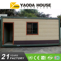Prefab Foldable Container House Flat Pack Accommodation Office