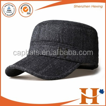 2016 high quality customized military hat embroider logo army hat
