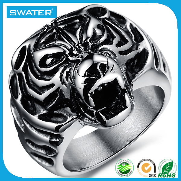 Most Popular Products China Gold Lion Of Judah Ring