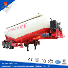 2016 dry bulk cement powder tanker semi truck trailers with air compressor