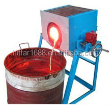 ZGM-MF110 110KVA IGBT Medium Frequency Small Induction Furnace for gold/silver/copper