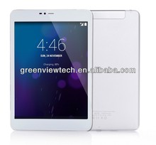 2G+3G /Dual Sim Card/ IPS /HD Screen/ Wifi /Two Camera/ Bluetooth /GPS /Fm 7.85Inch Android4.2 MTK8382 Quad Core Tablet Pc