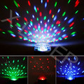 Fire-sale mini disco ball light/ LED Chritsmas party music ball light /holiday gift