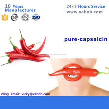 Natural Hot Pepper Extract Chilli Extract Paprika oleoresin Capsorubin Capsanthin