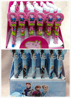 TF04150725004 2015 children's cartoon animal ball pen frozen ball pen