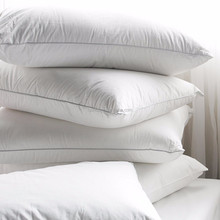 White Goose Down Pillows Three Rooms 100% Cotton 300 Thread feather pillows