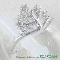 2014 Wholesale New arrival Unique Fashion ring, costume jewelry, high quality accessory in Korea