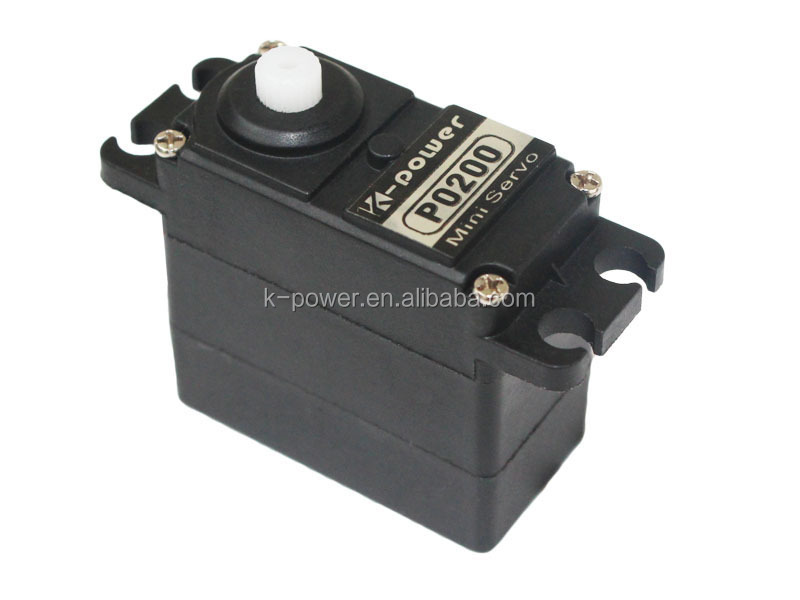 China manufactuer Mini Airplane Servo 16g/rc airplane servo brushed motor/hobby servo