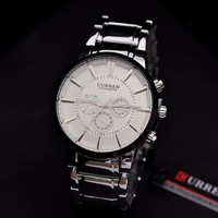 CURREN 8001A Brand Man Business Watch with Japan Movement