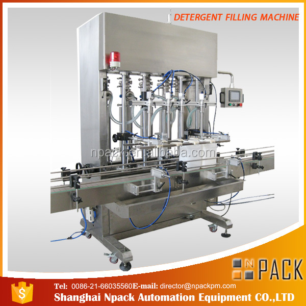 factory chemical liquid filling machinery