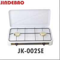 JK-002SE 2 Burner table gas stove