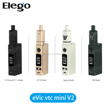Elego HOTTEST Electronic Cigarette Vaporizer Box Mod 100% Authentic Upgraded Joyetech Evic VTC Mini V2 / Joye eVic VTC Mini 2
