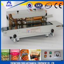 Factory direct supply plastic bag used vacuum sealer/portable heat sealer