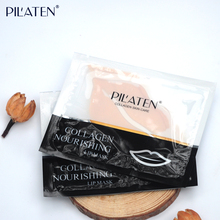 Pilaten Collagen Lip Mask Moisturizing Exfoliating Lips Care Product