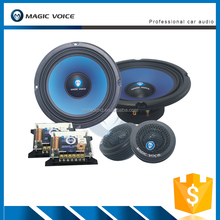 "2016 competitive price 2 frenquency 6.5"" car audio component speakers"
