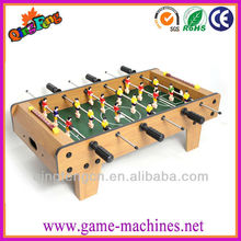 Qingfeng playground Indoor Soccer Table , bordfodbold soccer baby foot game table game equipment