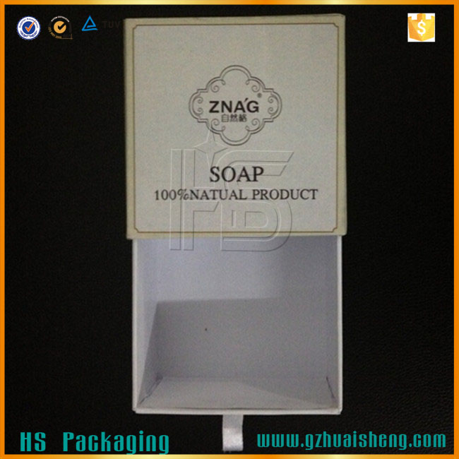 custom made small soap box/soap paper box/soap packaging box