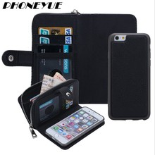 Luxury Flip Leather Wallet Mobile Phone Bag Cases Cover For iPhone 6/6 Plus/7/7 Plus/X For Samsung Galaxy J3/j5/j7/A3/A8/Note 5