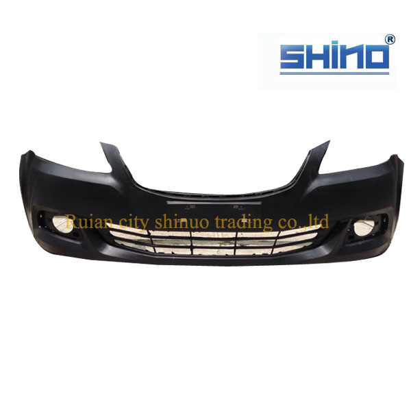 Auto spare parts for Chery E5 rear bumper ,A21-2804611FL with ISO9001 certification ,standard package anti-cracking