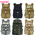 Best design 3P army tactical assault backpack outdoor camouflage mountaineering backbag