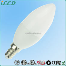 Dimmable SMD 110V 120V AC Candle Lights B22 E14 B15 Available 3W LED R38 Flood