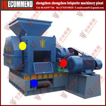 2013new update Briquette Machine for coal.charcoal,maganese