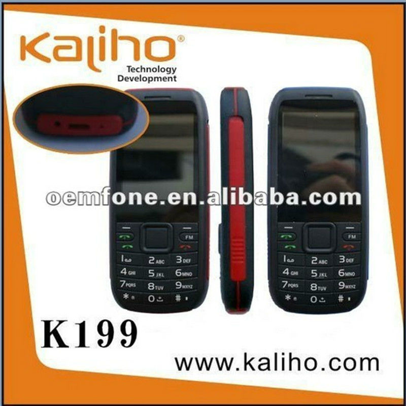 1.8 inch low cost lower end carbon dual sim card mobile phone