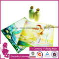 2017 hot special customized lovely digital printed hand towel beautiful mermaid princes low moq 100% cotton soft and comfortable