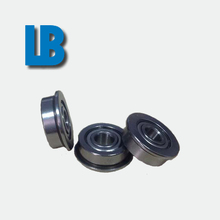 High Performance Precision Flange Ball Bearing 13 8 Od 5 8 Id Flange