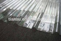 Transparent Polycarbonate Corrugated Roofing,Polycarbonate Corruaged Sheet,UV Protector