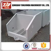 Custom Fabrication Services Metal Sheet Fabrication Factory price