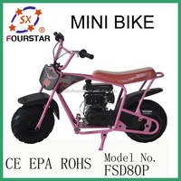 Super Pocket Mini Motorcycle , Cheap Pocket BIke for Whole Sale FSD80P