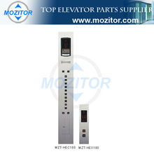 Room & roomless elevator cop lop