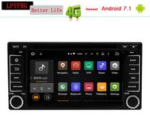 Android 7.1 quad Core 2GB RAM Car video dvd stereo Player For Subaru Forester Impreza 2008 2009 2010 2011 2012 GPS Navi BT audio