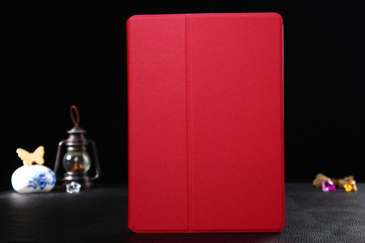hot selling folio leather case for ipad 6