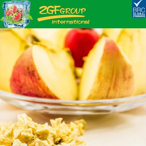 Dry Diced Apple high quality best price in good sale