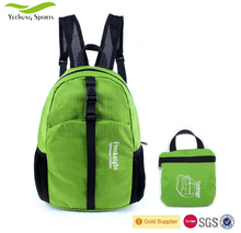 OEM ODM Fashion Outdoor Handy Foldable Lightweight Backpacks Water Resistant Casual Sports Weekend Bags Alibaba