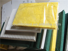600*600 Acoustic Ceiling Tile and wall panel/fiberglass board/ building materials