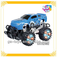 For Sale 2 Channel Remote Control Game Car With Light Music