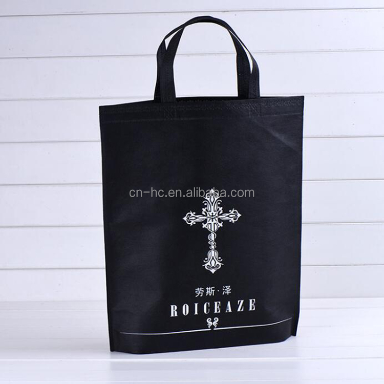 China printing company High Quality Bag Non Woven/Promotional Non-Woven Fabric Bag