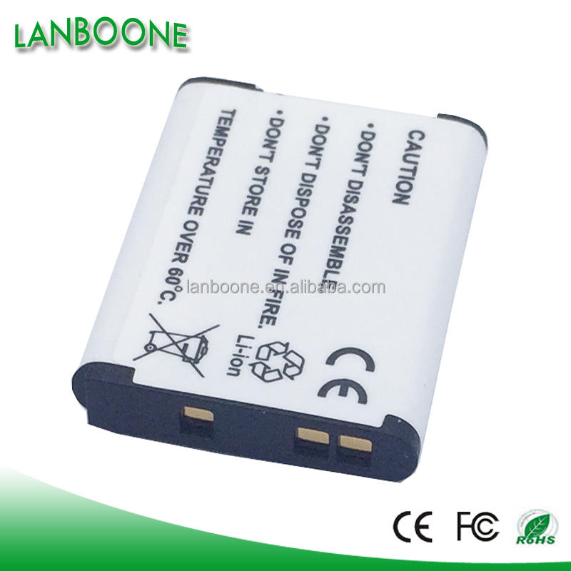 Wholesale Li-ion Battery Pack ENEL19 EN-EL19 fit for Coolpix S2500 S3100 S4100 S3300 S4300