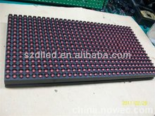 super high brightness China market wholesale price 10mm single for car outdoor led message display